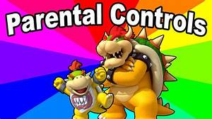 The Nintendo Switch Parental Controls Meme A Look At
