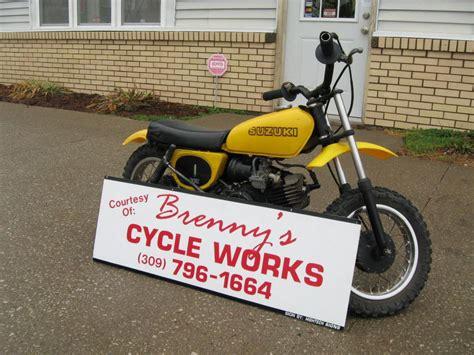 Suzuki Jr50 For Sale by Buy 1979 Suzuki Jr50 Dirt Bike On 2040motos