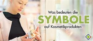 Was Bedeuten Die Wäschezeichen : was bedeuten die symbole auf kosmetikprodukten ~ Lizthompson.info Haus und Dekorationen