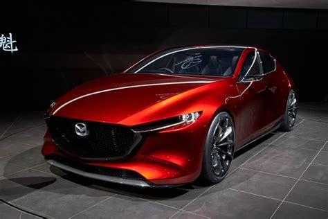 Mazda's Sexy Kai Concept Steals The Show [50 Pics]
