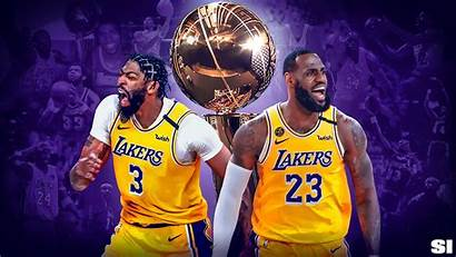 Lakers Nba Angeles Champions Wallpapers 1080 1688