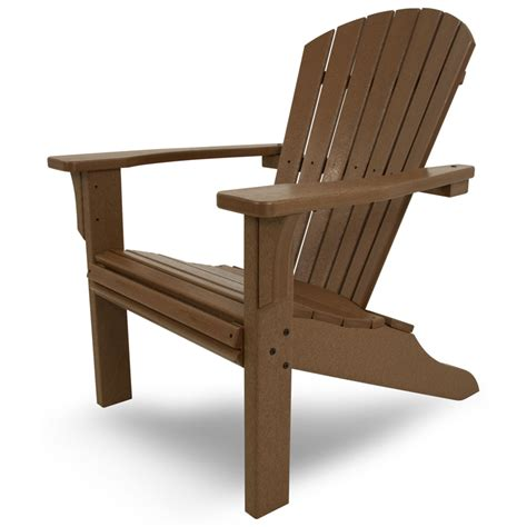 Polywood Seashell Adirondack Rocking Chair by Polywood Seashell Adirondack Chair Adirondack Chairs