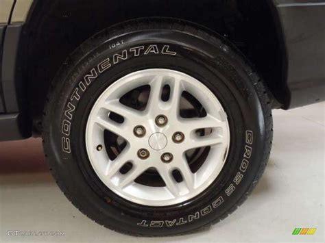 2004 jeep grand cherokee wheels 2004 jeep grand cherokee laredo wheel photo 38343869