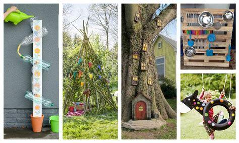 Garten Ideen Diy by Ideen F 252 R Den Garten Die Deine Kinder Lieben Werden