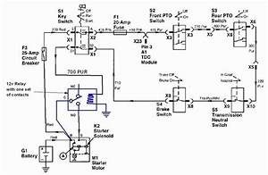 John Deere 318 Key Switch Wiring Diagram