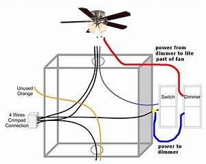 Amazing hunter ceiling fan light switch wiring diagram