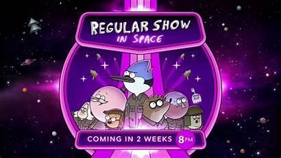 Regular Space Cartoon Network Promo Season