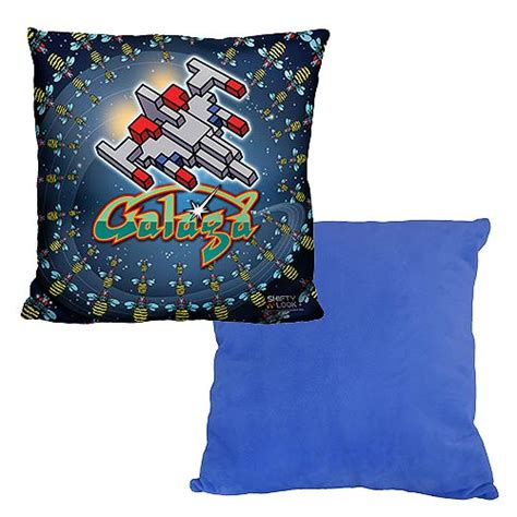 Galaga Arcade Machine Amazon by Galaga Pillow
