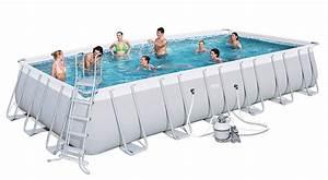 Piscine Tubulaire Oogarden : piscine tubulaire rectangulaire 7 32 x 3 66 x 1 32 m ~ Premium-room.com Idées de Décoration