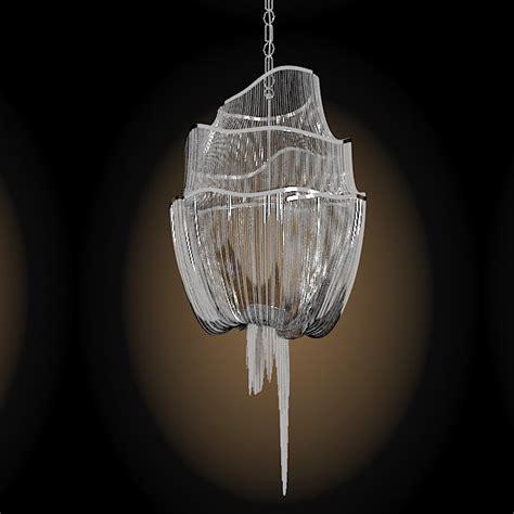 atlantis chandelier 3d model of terzani atlantis chandelier