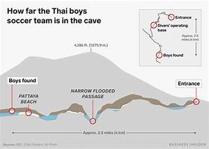 Here U0026 39 S How Divers Rescued The First 4 Boys From The Cave In Thailand