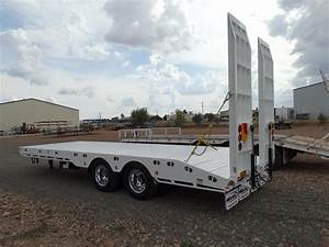 Bogie Axle Tag Trailers - Trailer Manufacturers