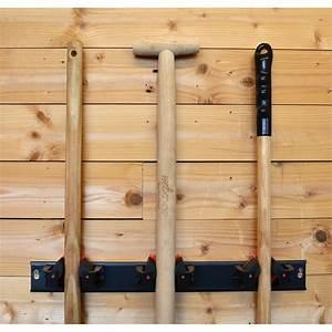 Gerätehalter Für Gartengeräte : ger tehalter schiene mit 3 halterungen 500 mm ~ A.2002-acura-tl-radio.info Haus und Dekorationen