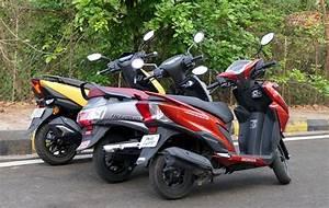 Tvs Ntorq 125 Vs Honda Grazia Vs Suzuki Access Comparison