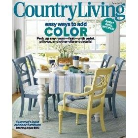 country living 1 year auto renewal magazine antiques