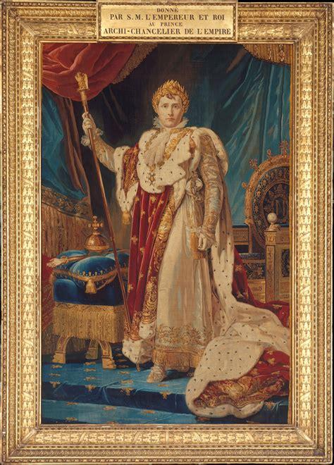 painting  baron francois gerard portrait