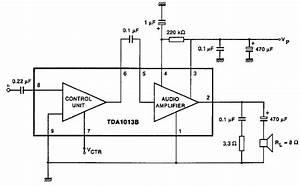 Tda1013b Schematic Diagram