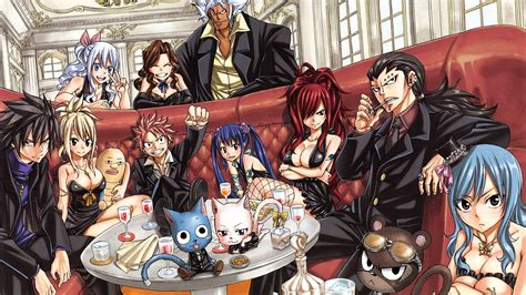 fairy tail  wallpaper hd  pictures