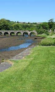 Castle Bridge, Buncrana, Co.Donegal © Dr Neil Clifton cc ...