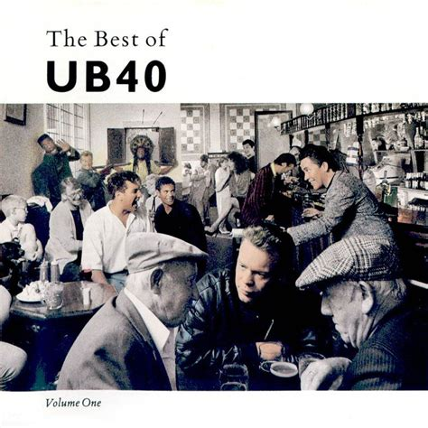 The Best Of Ub40, Volume 1  Ub40 Mp3 Buy, Full Tracklist