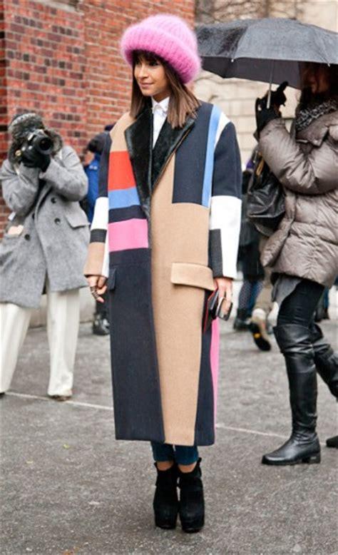 york fashion week autumnwinter   street