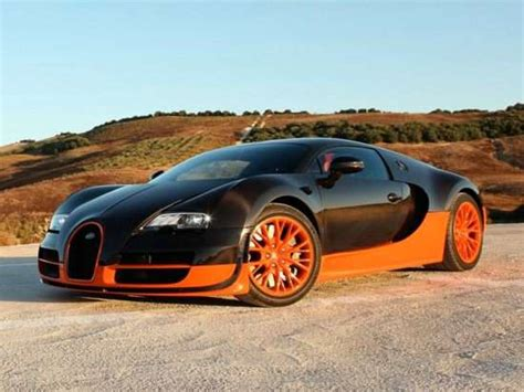 2011 Bugatti Veyron Models, Trims, Information, And