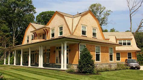 Gambrel Style House Floor Plans