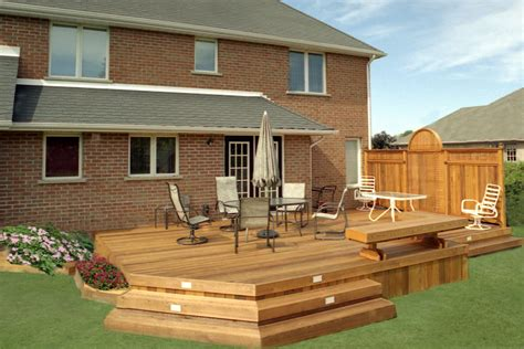 low level deck designs ground level deck designs diy deck