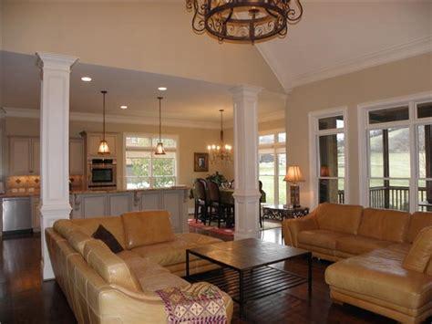 open kitchen dining living room floor plans 50 amazing open living room design ideas gravetics 9668