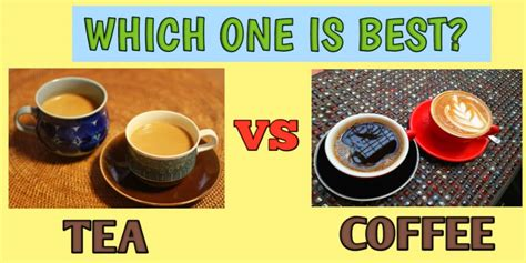 Traditionally, tea has been known to induce relaxation after a long day while coffee boosts energy and brainpower in the morning. Tea vs.Coffee: Which is more harmful coffee or tea? which is the better one? - HealthyHumantips