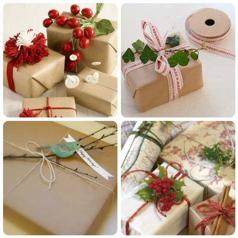 christmas gift wrapping the paper package blog