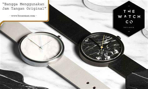 Current Stylist Jam Tangan bangga menggunakan jam tangan original quot the co