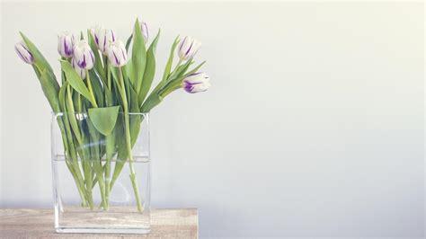 Flower Vases Wallpaper