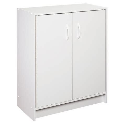 closetmaid storage cabinet white target