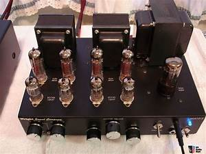 Wright Sound Company Wia 1515 El84 Based Integrated Amp  New Jj Power Tubes  Ge Rectifier Photo