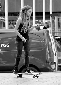 Tumblr skate girl - Imagui