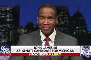 Republican John James Surging in Michigan Senate Race