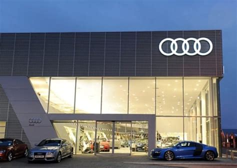 About Our Audi Dealership