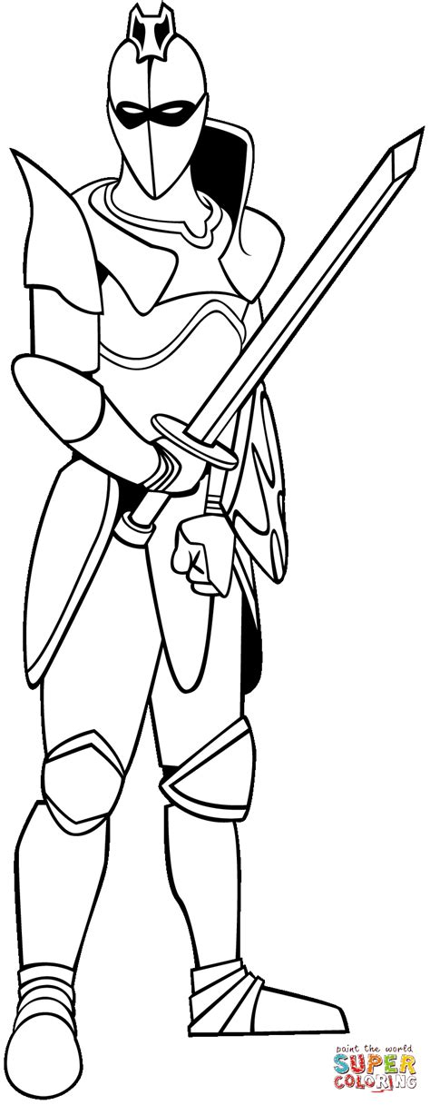 knight  evil coloring page  printable coloring pages