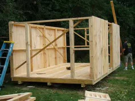 building  shed    min youtube