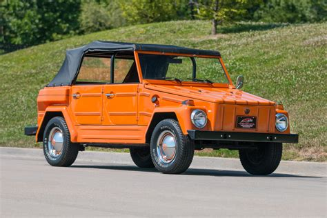 1974 volkswagen thing 1974 volkswagen thing fast lane classic cars