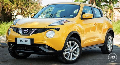 nissan juke  upper cvt  philippines price specs