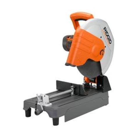 ridgid reconditioned cut off saw