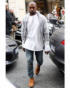 6 God-Level Fashion Moves to Steal from Kanye West Photos | GQ