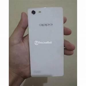 Smartphone Oppo Neo 7 A33w White Second Fullset Original