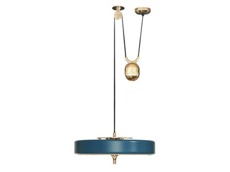 buy the bert frank revolve rise fall pendant light at