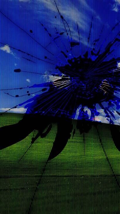 Broken Iphone Backgrounds Desktop Screen Wallpapers Lcd