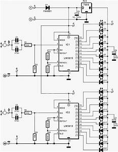 vu meter schematic automotive wiring diagram With diagrams further lm3915 vu meter circuit on 9 volt battery schematic