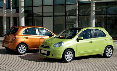 nissan micra review prices specs