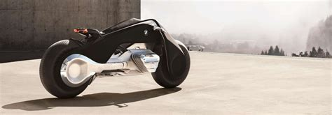 Bmw Vision 100 Futuristic Concept Car And Motorcycle Line